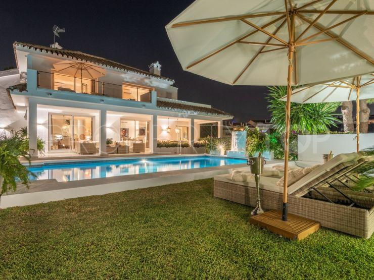 Nueva Andalucia villa for sale   Inmobiliaria Luz