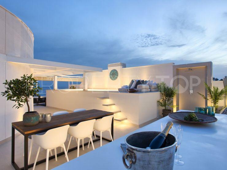 For sale penthouse in Los Granados Playa, Estepona | Inmobiliaria Luz