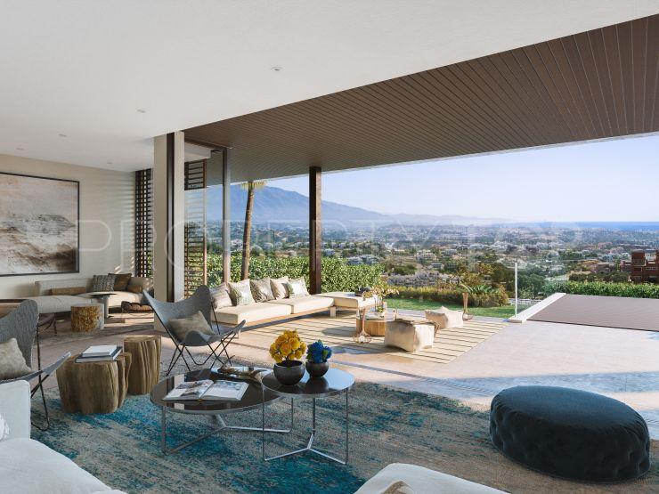 For sale villa in La Alqueria | Nvoga Marbella Realty