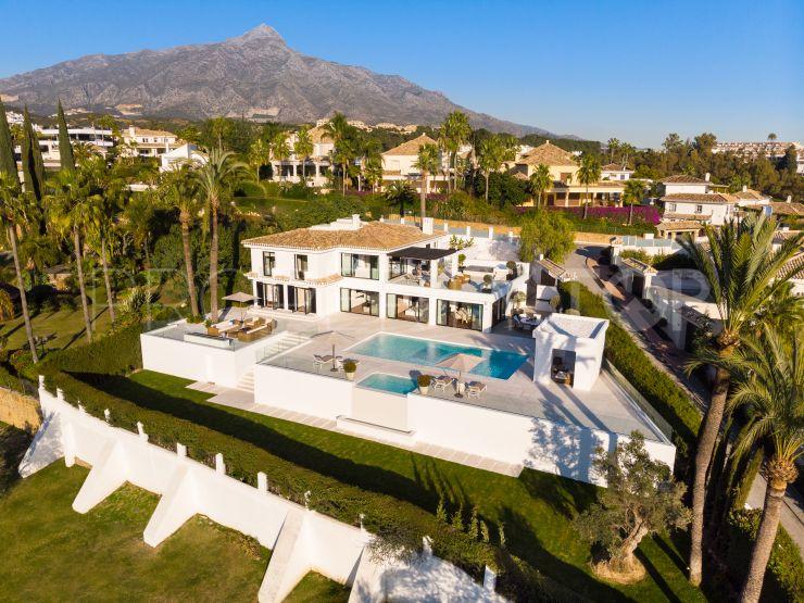 Villa with 5 bedrooms for sale in Los Naranjos Golf | Benarroch Real Estate