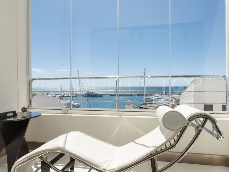 For sale 2 bedrooms penthouse in Marbella - Puerto Banus | Gilmar Puerto Banús