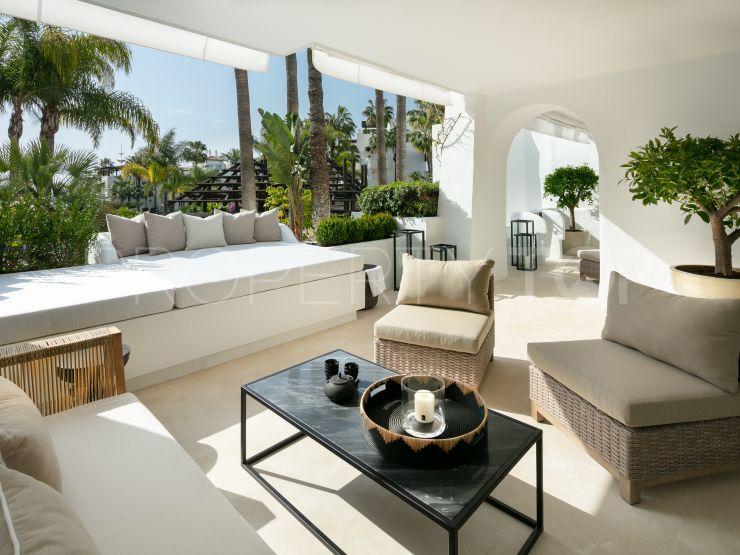 Ground floor apartment in Puente Romano for sale | Terra Meridiana