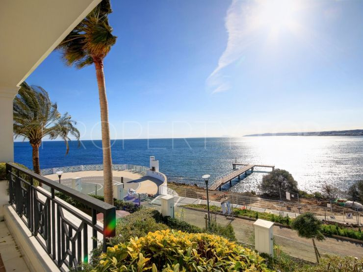 Apartment with 3 bedrooms for sale in Doncella Beach, Estepona | Terra Meridiana