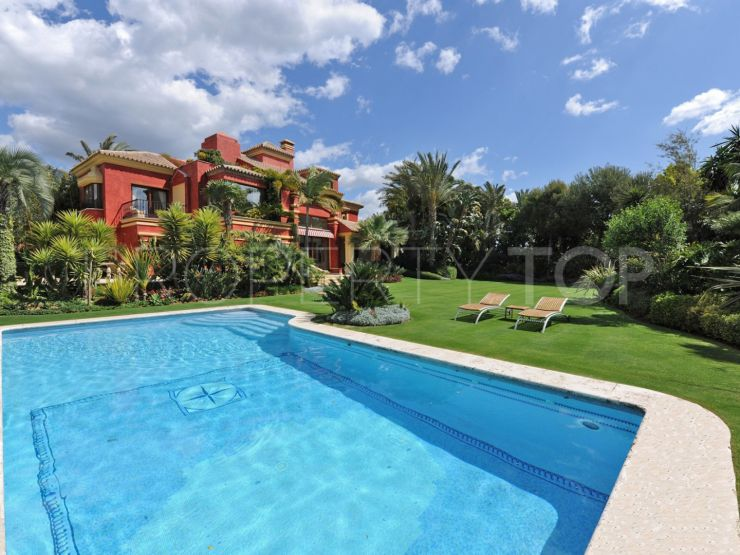 Villa en venta en Altos de Puente Romano   KS Sotheby's International Realty