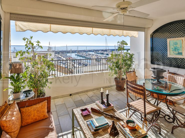3 bedrooms apartment in Marbella - Puerto Banus for sale | KS Sotheby's International Realty