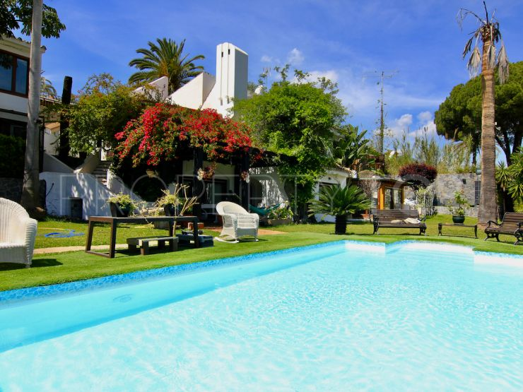 Villa for sale in Las Brisas   Marbella Platinum