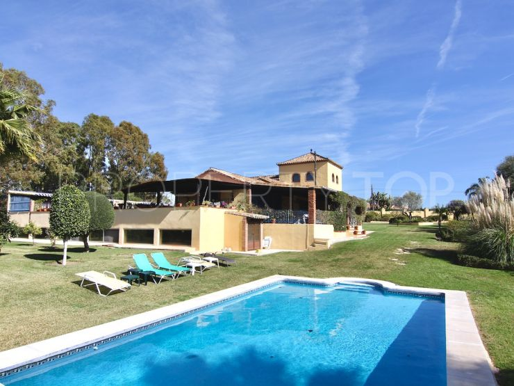 Country house for sale in El Padron | Marbella Platinum