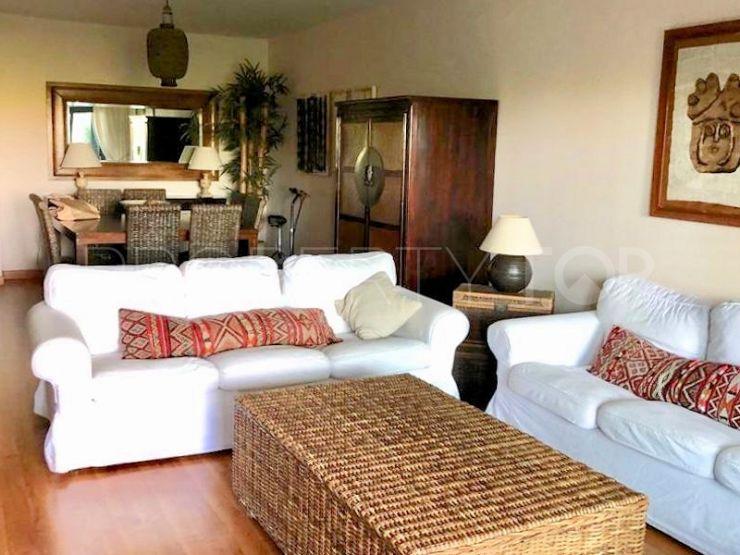 For sale El Polo de Sotogrande 3 bedrooms ground floor apartment | Goli Real Estate