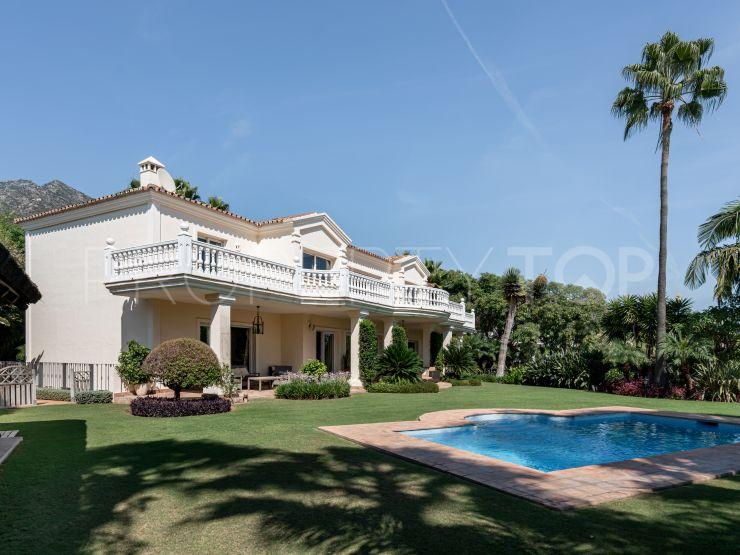 6 bedrooms Sierra Blanca villa for sale | Marbella Living