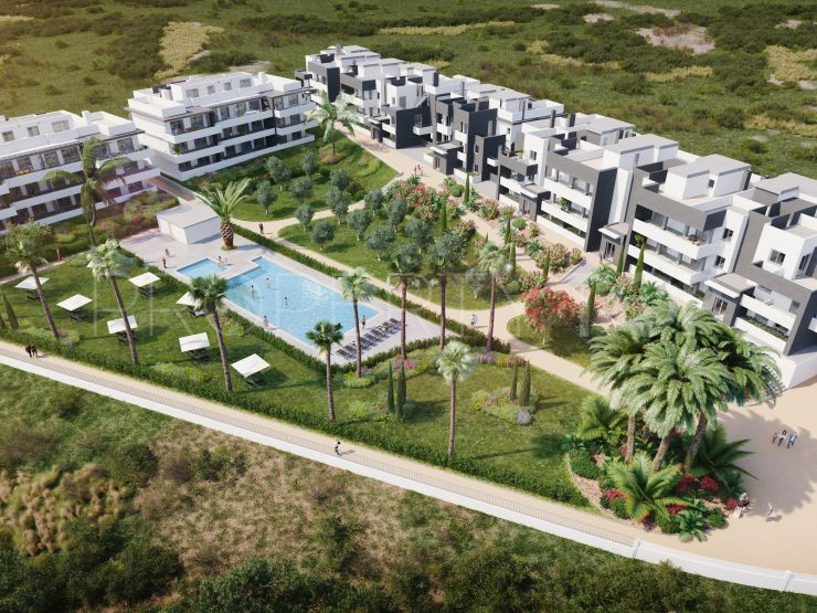 Duplex penthouse for sale in La Galera with 3 bedrooms | S4les
