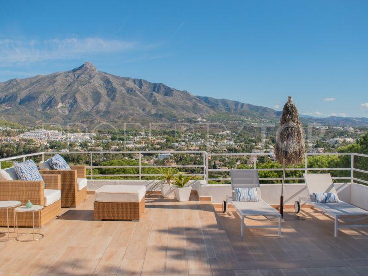 Buy Marbella penthouse   Mitchell's Prestige Properties