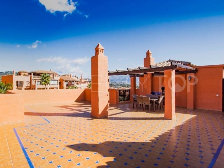 Buy penthouse in Benahavis with 3 bedrooms   DreaMarbella Real Estate