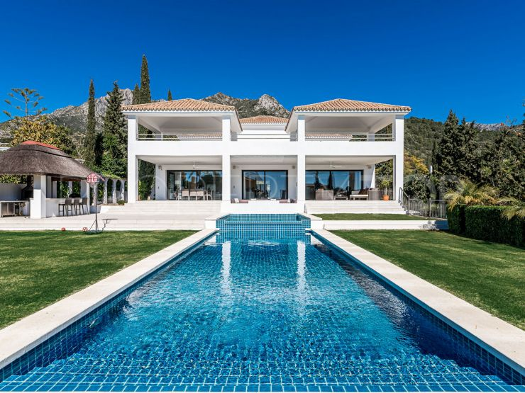 Marbella Golden Mile 8 bedrooms villa for sale | Engel Völkers Marbella