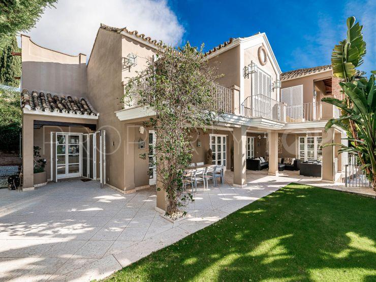 Buy El Madroñal 4 bedrooms villa   Engel Völkers Marbella