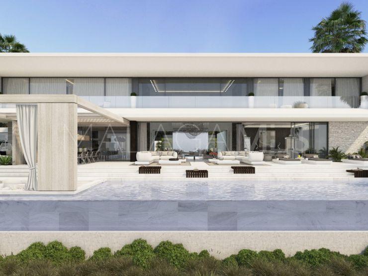 Buy El Madroñal villa with 7 bedrooms | Engel Völkers Marbella