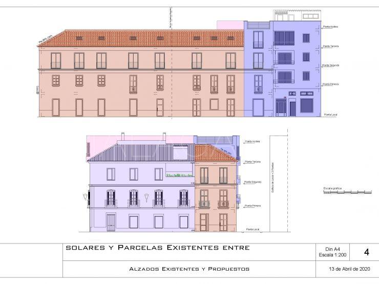 Plot in Estepona Old Town | Terra Meridiana