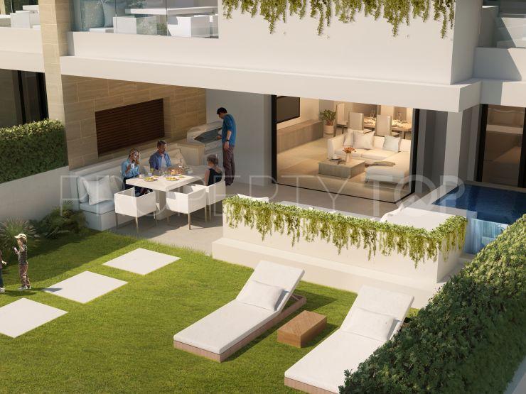 Ground floor apartment with 2 bedrooms for sale in New Golden Mile, Estepona   Terra Meridiana