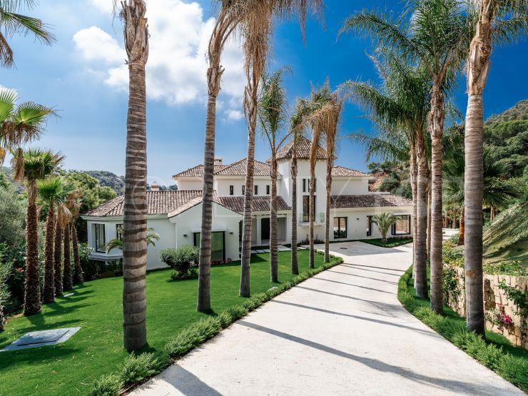 Villa for sale in La Zagaleta with 6 bedrooms | Terra Meridiana