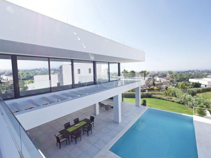 5 bedrooms villa for sale in La Alqueria, Benahavis | Terra Meridiana