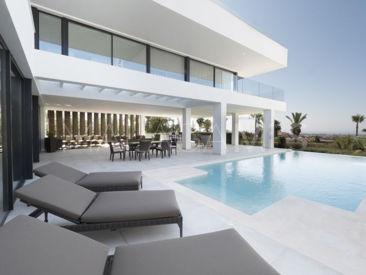 For sale villa in La Alqueria, Benahavis | Terra Meridiana