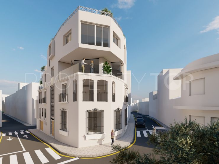 For sale apartment with 1 bedroom in Estepona Old Town | Terra Meridiana
