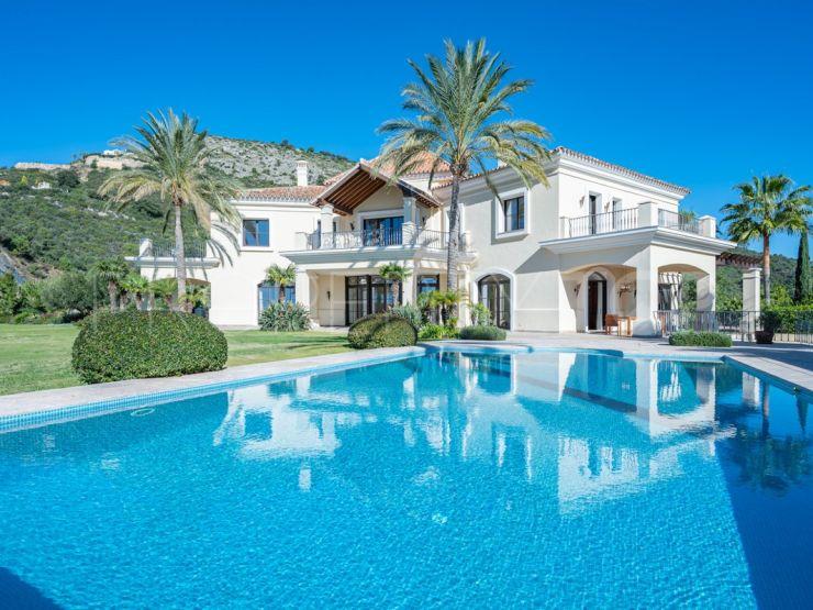 For sale Marbella Club Golf Resort 4 bedrooms villa | Terra Meridiana