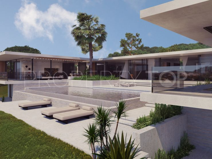 Villa for sale in Marbella Club Golf Resort with 5 bedrooms | Terra Meridiana