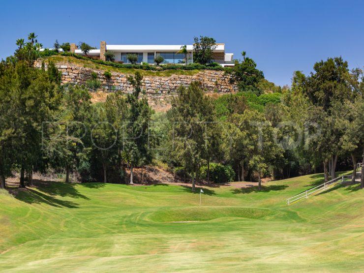 Buy villa in Marbella Club Golf Resort with 6 bedrooms   Terra Meridiana