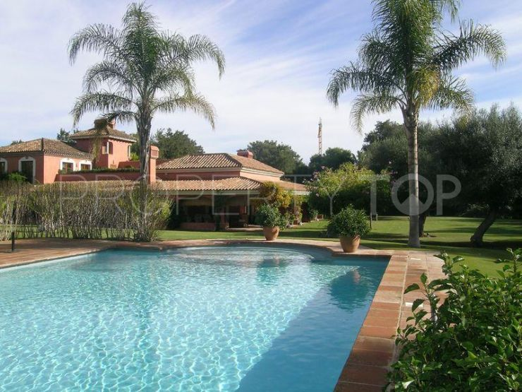 For sale 7 bedrooms villa in Sotogrande Costa | Savills Sotogrande
