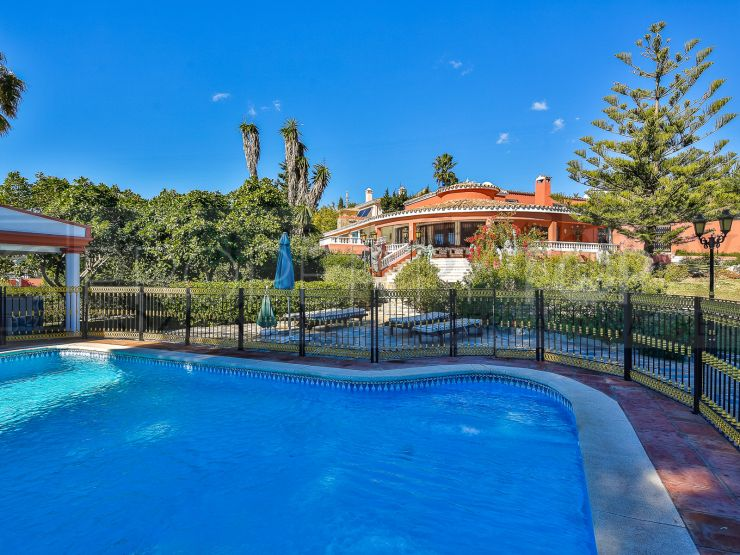 For sale villa with 6 bedrooms in Don Pedro, Estepona   KS Sotheby's International Realty