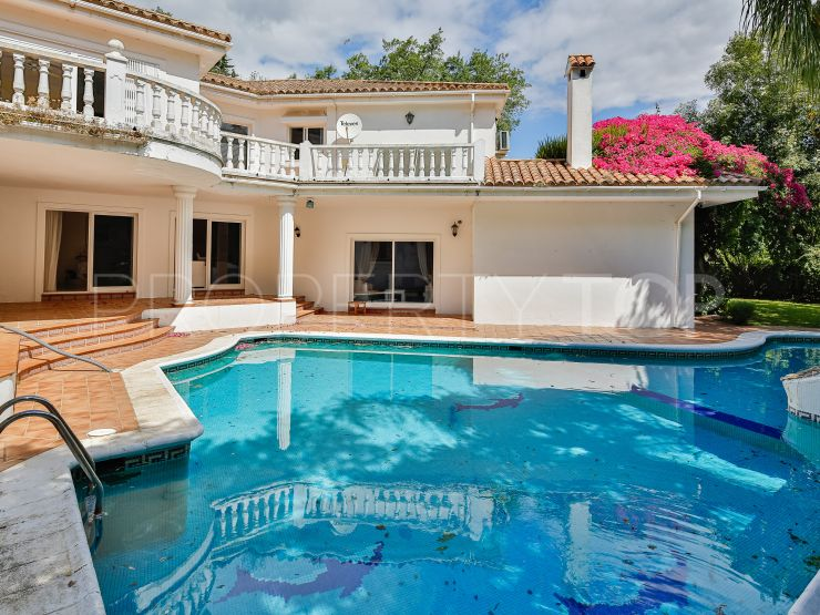 For sale villa in Sotogrande Alto | KS Sotheby's International Realty