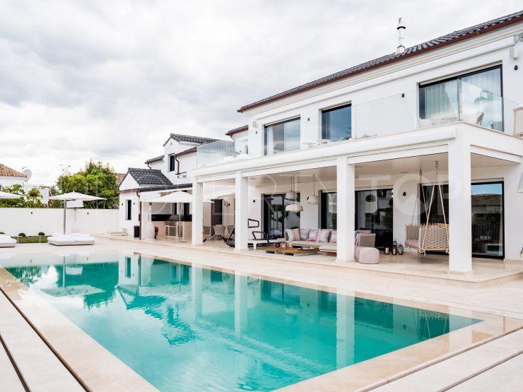 For sale villa with 5 bedrooms in Casablanca, Marbella Golden Mile   KS Sotheby's International Realty