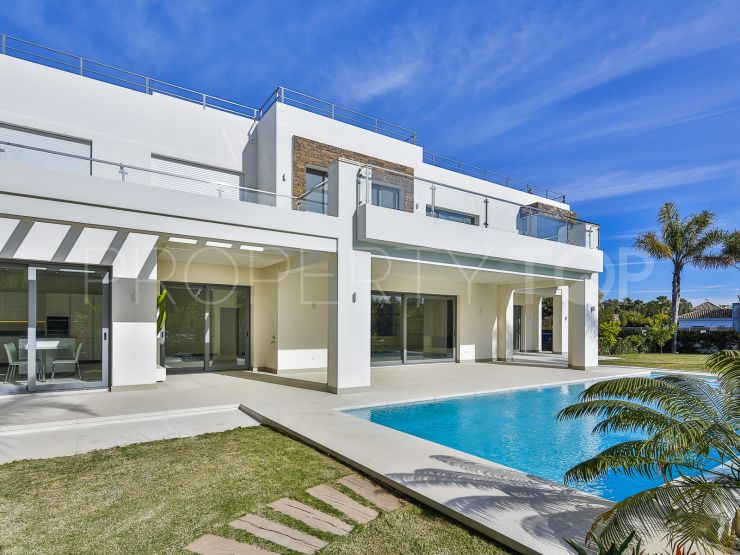 For sale Casasola 5 bedrooms villa | KS Sotheby's International Realty