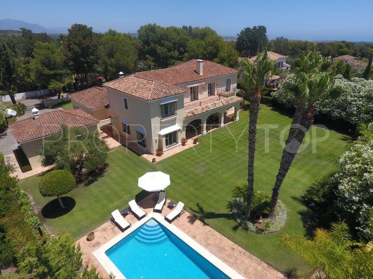 Sotogrande Costa 6 bedrooms villa for sale | KS Sotheby's International Realty