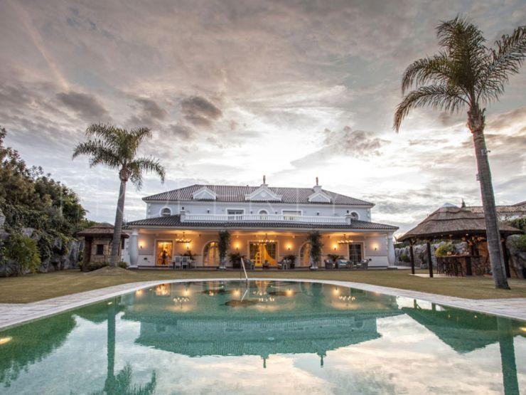 For sale villa with 5 bedrooms in Sotogrande Alto   KS Sotheby's International Realty