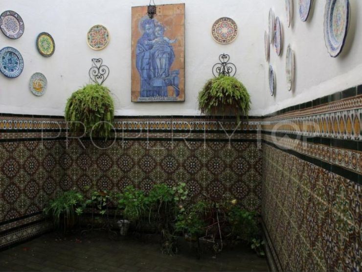 For sale town house with 4 bedrooms in Alameda, Centre | Gilmar Sevilla