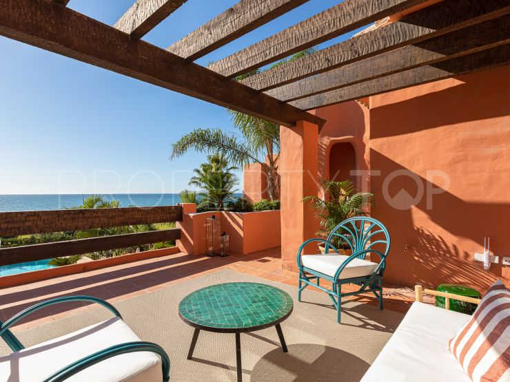 For sale duplex penthouse with 3 bedrooms in La Morera, Marbella East | MPDunne - Hamptons International