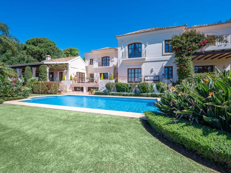For sale La Zagaleta villa with 4 bedrooms   MPDunne - Hamptons International