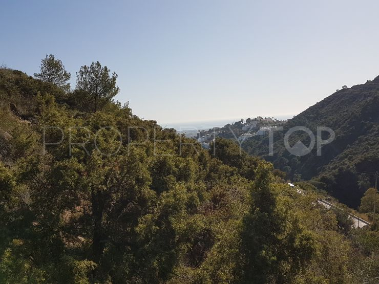 El Madroñal plot for sale | DM Properties