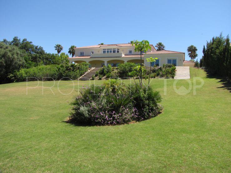 For sale 4 bedrooms villa in Sotogrande Playa | DM Properties