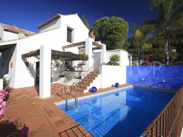 For sale El Madroñal 4 bedrooms villa | DM Properties
