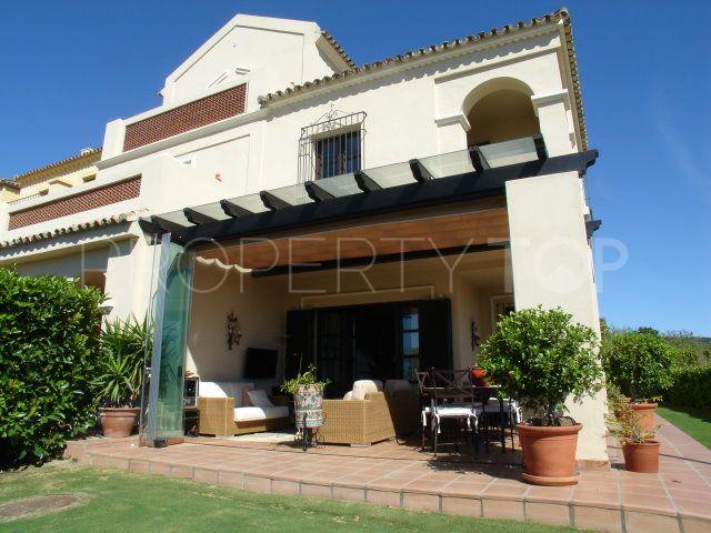 For sale Los Cortijos de la Reserva semi detached house | John Medina Real Estate