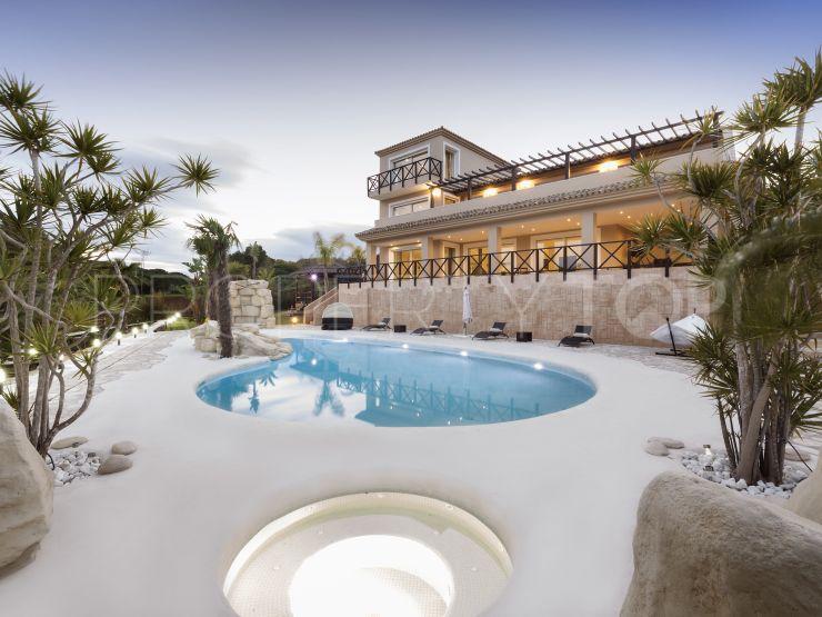 For sale villa in La Reserva, Sotogrande | John Medina Real Estate