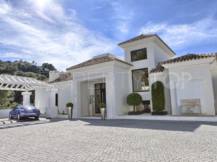 For sale La Zagaleta villa with 5 bedrooms | Crown Estates Marbella