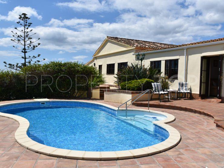 For sale villa in Torreguadiaro with 4 bedrooms | Hamilton Homes Spain