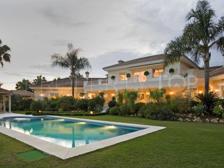 For sale villa in La Cerquilla with 6 bedrooms   Gabriela Recalde Marbella Properties
