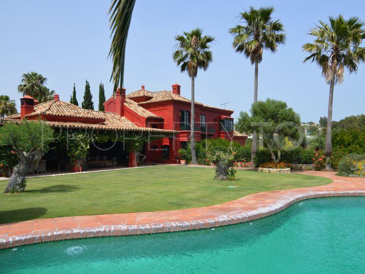 Villa a la venta en Sotogrande Alto de 5 dormitorios   BM Property Consultants