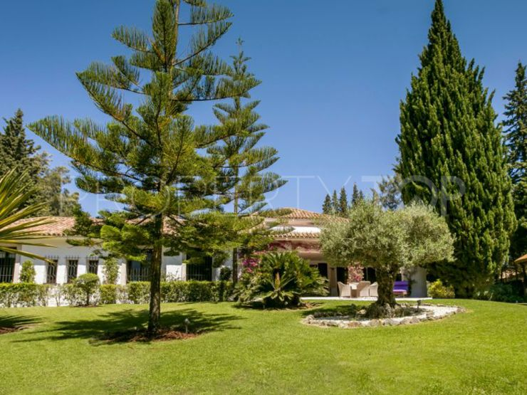 Villa with 4 bedrooms for sale in Sotogrande Costa | BM Property Consultants