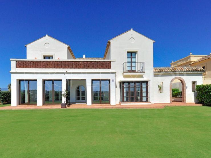 For sale villa with 4 bedrooms in Los Cortijos de la Reserva, Sotogrande   BM Property Consultants