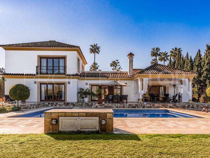 Villa for sale in Sotogrande Costa | BM Property Consultants